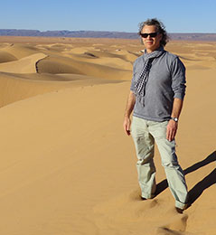 Mindfulness & Yoga in the Sahara